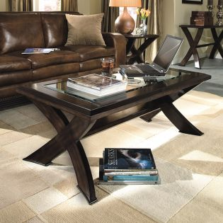 T1253-43  Cocktail Table