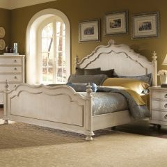 Provenance 76135  Panel Queen Bed (침대+협탁+화장대)~French Design~