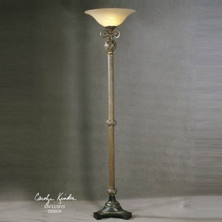 28033  Cortina Tall Lamp