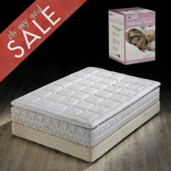 Mattress Topper  Queen Memory Foam ~Good Night Sleep~ ~Selling in Costco / US~