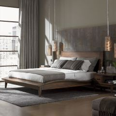 11 South  Platform Bed (침대+협탁+화장대) ~New York Lifestyle~