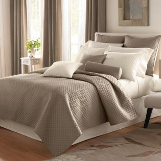 Duvet Essex Taupe Queen