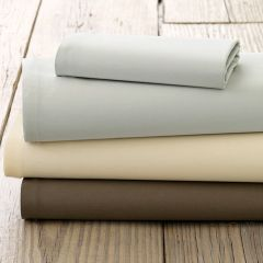 Fitted Sheet (Ivory)  ~Mattress Cover100% Cotton (커버1장)~