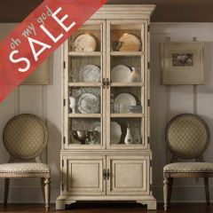 Twilight Bay 354-864  Pierpoint Display Cabinet