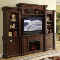 Berkshire  Fireplace Wall Unit