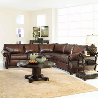 Van Gogh  Leather Sofa