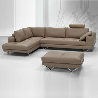 Liguria  Leather Sofa