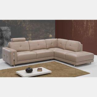 Genova  Leather Sofa