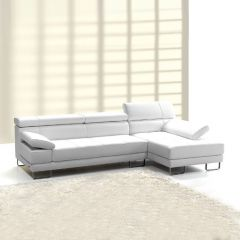 Catania  Leather Sofa