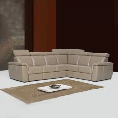 Imola  Leather Sofa