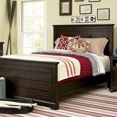 Paula Deen Guys 2391040  Panel Full Bed (침대) (매트 규격: 134cmx 193cm)