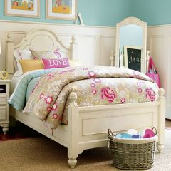 Paula Deen Gals 233A043  Reading Full Bed (침대) (매트 규격: 134cmx 193cm)