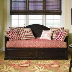 932200  Twin Day Bed w/ Bottom Drawer