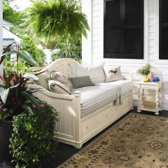 996200  Twin Day Bed w/ Bottom Drawer
