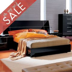 Siena  Panel Bed (침대+협탁+화장대) ~Made in Italy~