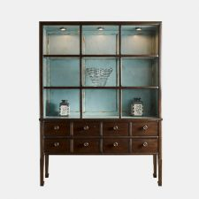 1160-996,997  Display Cabinet