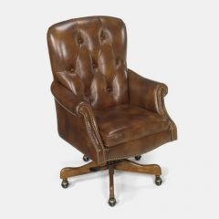 EC288  Leather Chair