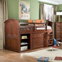 490-8333 American Spirit  Mid Loft Bed