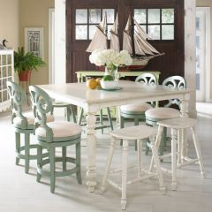 Summer Home 1051-814  Dining Set (1 Table + 4 Chair)