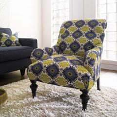 C411-Navy  Chair