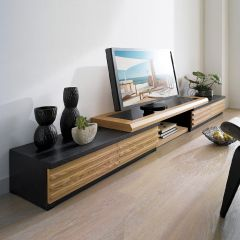 WMB-574  TV Stand  ~Clean Look~