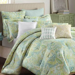 Duvet Sea Glass