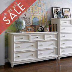 2291-01  Drawer Dresser