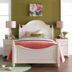 3850-4204K Charlotte  Poster Full Bed (침대) (매트 규격: 134cmx 193cm)
