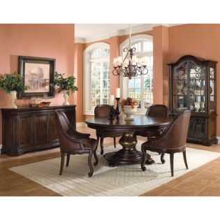 72225 Coronado  Dining Set (1 Table + 4 Chairs)