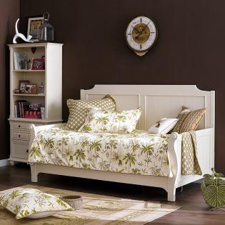 Y1694-59  Day Bed (침대) (매트 규격: 97cmx 193cm)