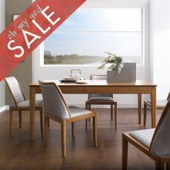 D7007-6  Dining Set (1 Table + 6 Chairs)