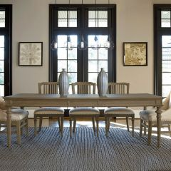 Great Room 316752  Tribeca Dining Set (1 Table + 6 Chairs)