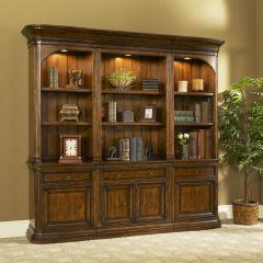 ST-WIN-BL26/B32/BR26  Bookcase Wall (3 Pcs)