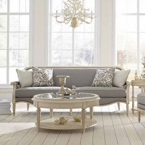 Provenance 176541-5001  Wood Frame Sofa