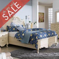 B2499  Panel Queen Bed (침대+협탁+화장대) ~Canadian Brand #1~
