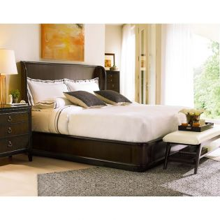 Modern Expressions 288250  Queen Bed Only (침대만)