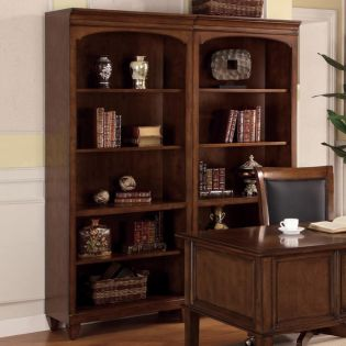 W1283-702 Westhaven  Bunching Bookcase