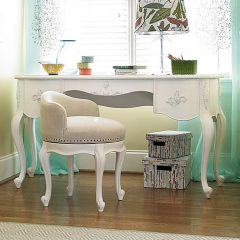 Bellamy 330A027  Journaling Vanity Desk