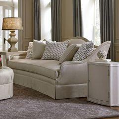 513521-5011 Ava  Grey Sofa