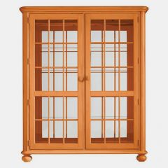 411-31-10 Orange  Newport Storage Cabinet