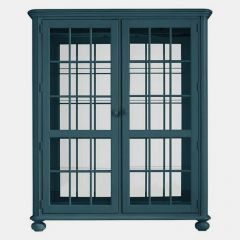 411-51-10 Blue  Newport Storage Cabinet