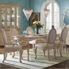 Lavelle Cottage  Dining Set (1 Table + 2 Arm + 4 Side)
