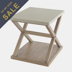 93306 Malibu  End Table