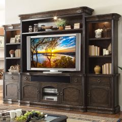 Grand Palacio  Entertainment Wall Unit