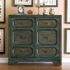 Phoenix  Wide Accent Chest