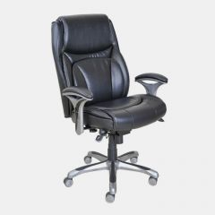 17-8025 Tempo II  Leather Chair