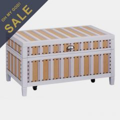 13001  Cabana Stripe Trunk