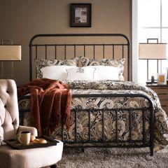B2111-55 Shady Grove  Metal Panel Bed ~35조 한정판매~