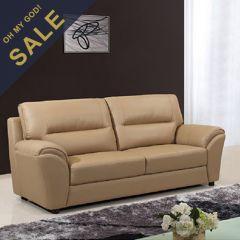 S-1801  Leather Sofa  (Leather/PVC)