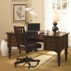i20-371 Villager  Curved Top Desk